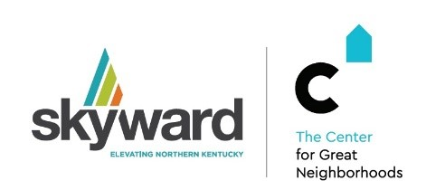 Skyward and Center Logos